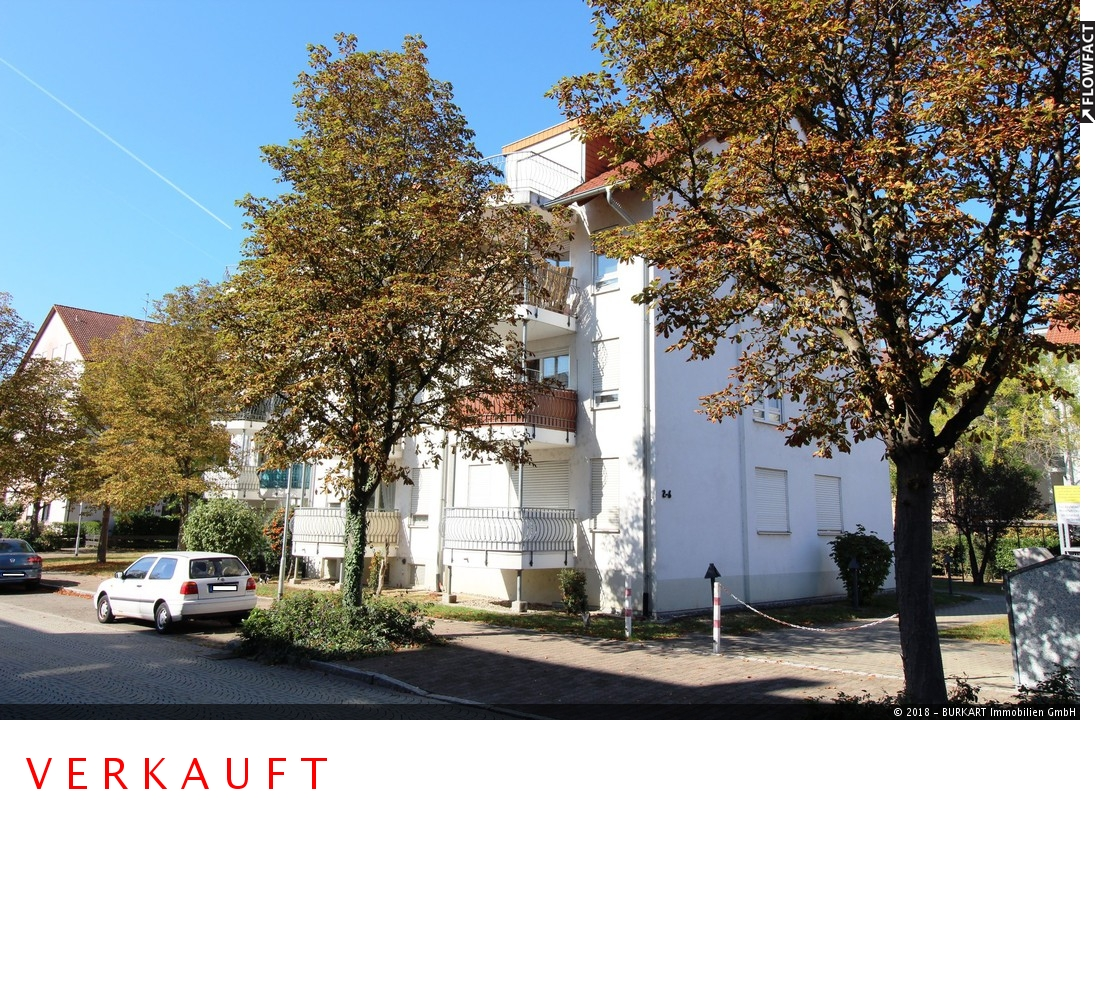 ++VERKAUFT++   Perfekt! Stadt-Apartment zur Kapitalanlage mit Rendite in Weil am Rhein, 79576 Weil am Rhein, Etagenwohnung