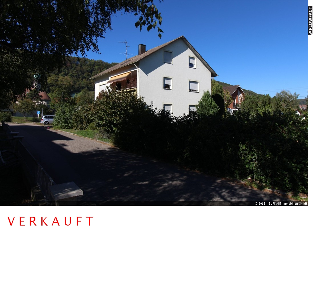 ++VERKAUFT++  Mehrfamilienhaus im Grünen mit großem Garten in Rheinfelden (Herten), 79618 Rheinfelden (Herten), Mehrfamilienhaus