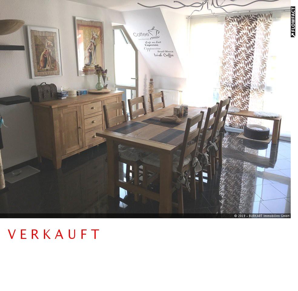 ++VERKAUFT++   Luftig, hell, individuell. Trendig wohnen im Maisonette-Stil in Citylage, 79618 Rheinfelden, Maisonettewohnung