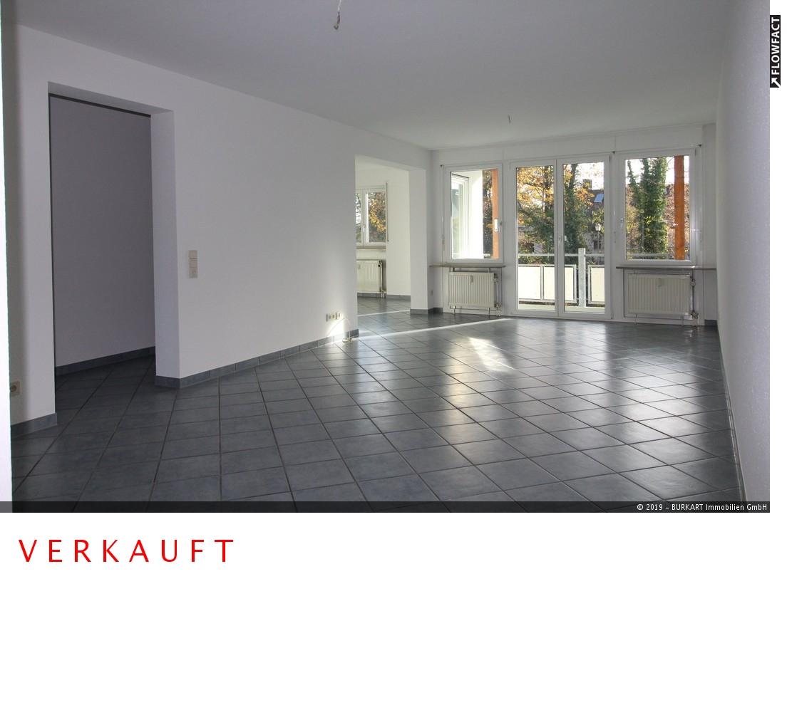 ++VERKAUFT++  3-4-Zi.-Wohlfühl-Wohnung mit 2 Sonnenbalkonen und 2 mal Blick ins Grüne, 79591 Eimeldingen, Etagenwohnung