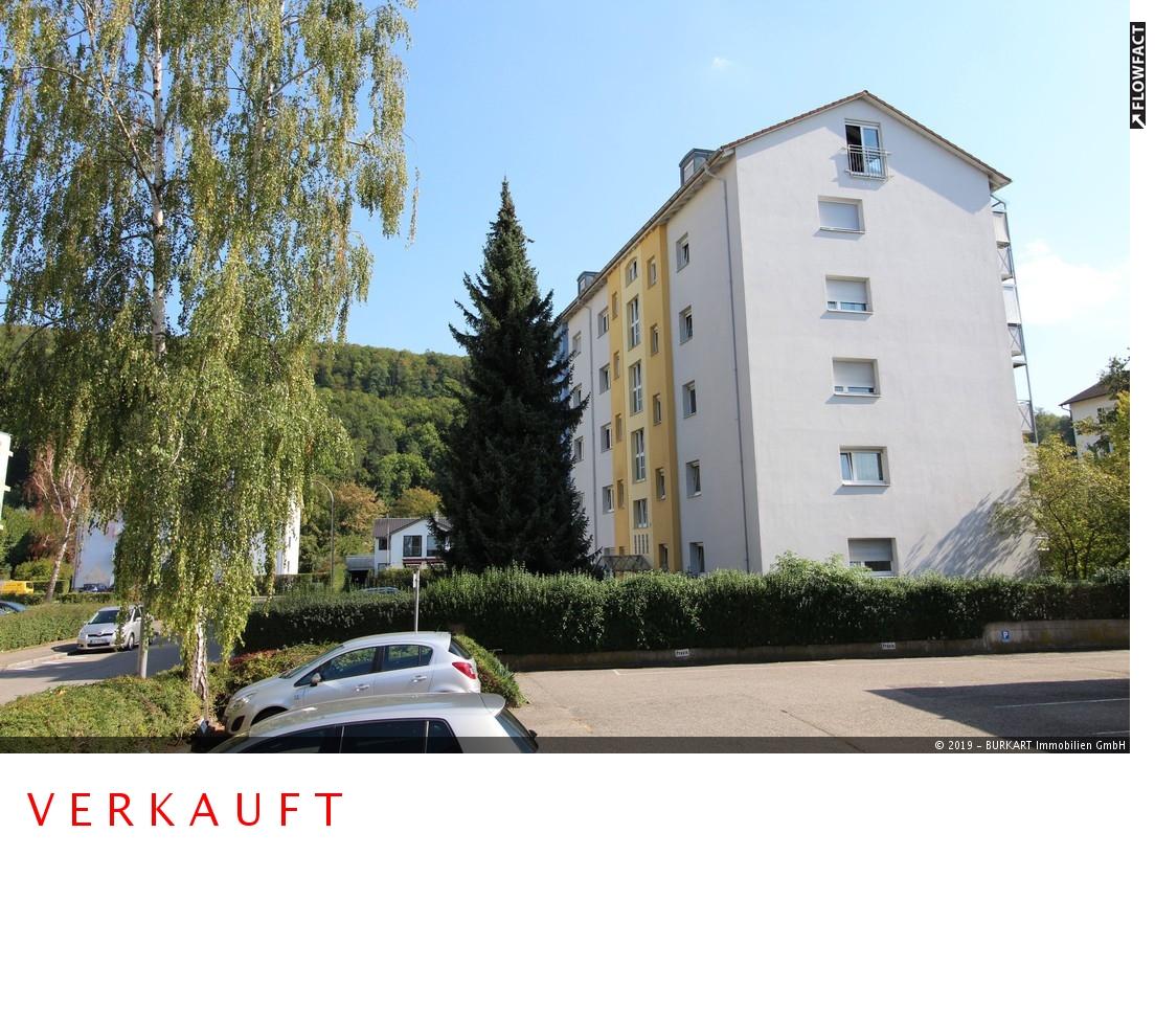 ++VERKAUFT++  TOP Kapitalanlage! Zentrumsnahe 3,5-DG-Wohnung in LÖ, 79539 Lörrach, Dachgeschosswohnung