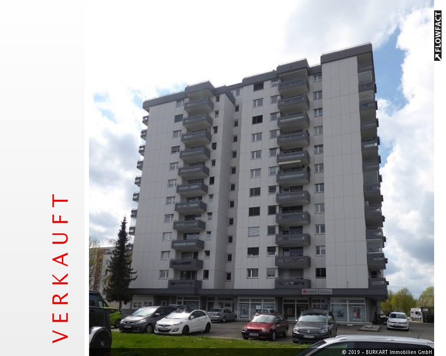 ++VERKAUFT++ Über den Dächern wohnen – Renovierte 1-Zi.-Wohnung in Rheinfelden, 79618 Rheinfelden, Etagenwohnung